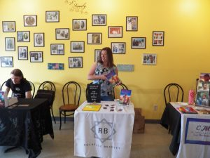 Book signing Author Rochelle Bradley