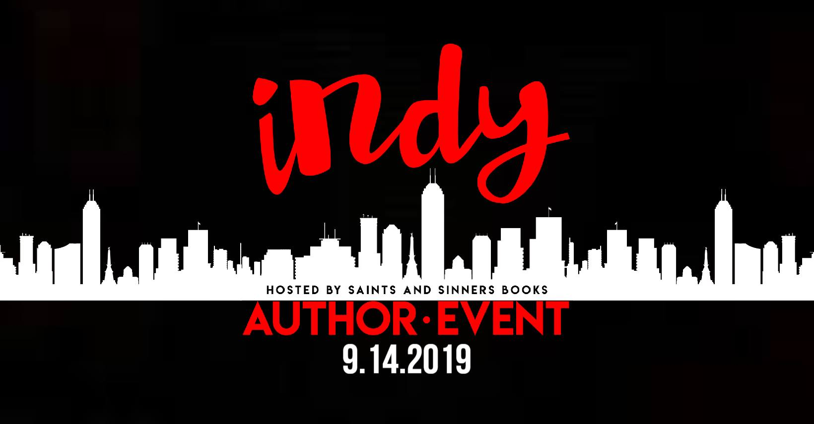 Indy Author Event