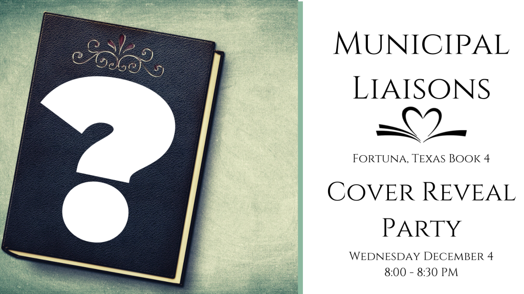 Cover Reveal Party